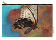 Digital Art Butterfly Carry-all Pouch