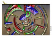 Digital Art Dial 6 Carry-all Pouch