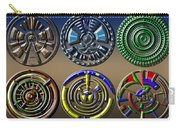 Digital Art Dials Carry-all Pouch