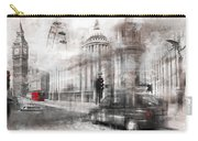 Digital-art London Composing Carry-all Pouch