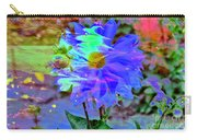 Digital Brush Abstract Carry-all Pouch