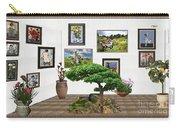 Digital Exhibition _ Bonsai 22 Carry-all Pouch