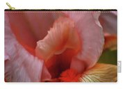 Digital Oil Painting Pink Iris 9915 O_2 Carry-all Pouch