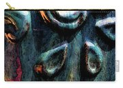 Digital Painting Abstract Blue 2364 Dp_2 Carry-all Pouch