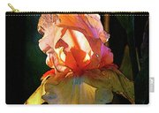 Digital Painting Iris Catching The Sun 6768 Dp_2 Carry-all Pouch