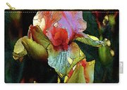 Digital Painting Vibrant Iris 6764 Dp_2 Carry-all Pouch