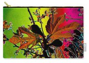 Figtree Leaves 4 Carry-all Pouch