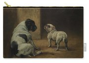 Dignity And Impudence Carry-all Pouch
