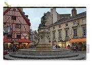 Dijon Fountain Carry-all Pouch