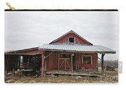 Dilapidated Old Barn Carry-all Pouch