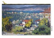 Dilesi Village Athens Carry-all Pouch