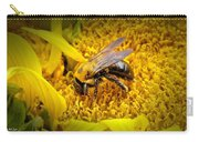 Diligent Pollinating Work Carry-all Pouch