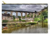 Dinan Port Brittany France Carry-all Pouch
