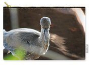 Ding Darling - Juvenile Black-crowned Night Heron Looking At You Carry-all Pouch