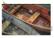 Dinghies At Rockport Carry-all Pouch