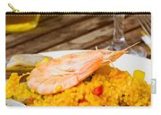 Dining With Paella Carry-all Pouch