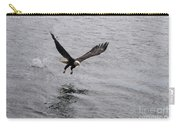 Dinner? Prince Rupert Eagle  Carry-all Pouch