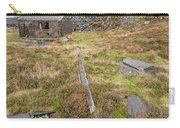 Dinorwic Quarry Ruins Carry-all Pouch
