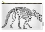 Dinosaur: Monoclonius Carry-all Pouch
