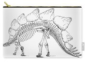 Dinosaur: Stegosaurus Carry-all Pouch