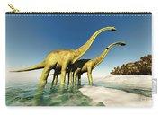 Dinosaur World Carry-all Pouch