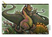 Dinosaurs Carry-all Pouch