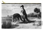 Dinosaurs: Trachodon Carry-all Pouch