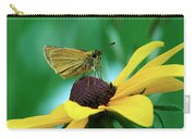 Dion On A Brown Eyed Susan Carry-all Pouch