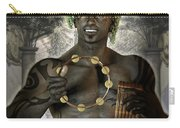 Dionysus God Of Grape Carry-all Pouch