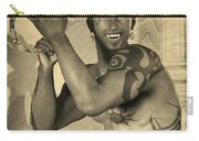 Dionysus Sepia Old Carry-all Pouch