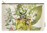 Diorissimo Notes 1 - By Diana Van Carry-all Pouch