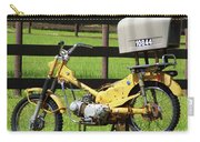 Dirt Bike Mail Box Carry-all Pouch