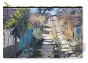 Dirt Road At Kostas Garden Carry-all Pouch