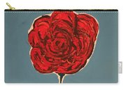 Dirty Rose Carry-all Pouch