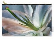 Dirty White Lily 2 Carry-all Pouch