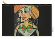 Dirty With Two - The Julianne Moore Version Carry-all Pouch