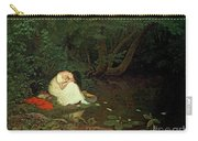 Disappointed Love Carry-all Pouch by Francis Danby