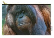 Disapproving Glance Carry-all Pouch