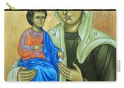 Discalced Carmelite Painting Carry-all Pouch
