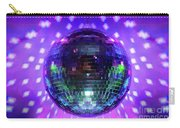 Disco Ball Purple Carry-all Pouch