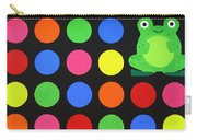 Discofrog Carry-all Pouch