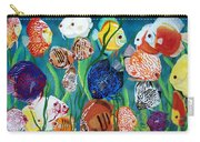 Discus Fantasy Carry-all Pouch
