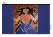 Dismembered Woman Carry-all Pouch