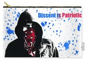 Dissent Is Patriotic Carry-all Pouch