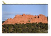 Distant Camels In The Garden Of The Gods Carry-all Pouch