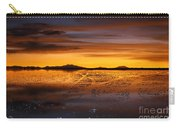 Distant Hills At Sunset Carry-all Pouch