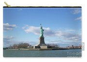 Distant Liberty New York Carry-all Pouch