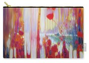 Distant Memory - A Semi Abstract Landscape Carry-all Pouch