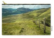 Distant Path Carry-all Pouch by Nick Bywater