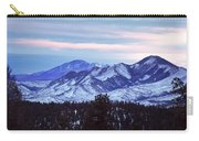 The Distant Peaks Of Pikes Carry-all Pouch